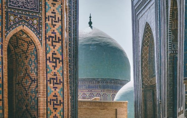 Bukhara – Samarkand