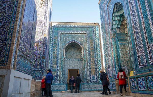 Samarkand city tour