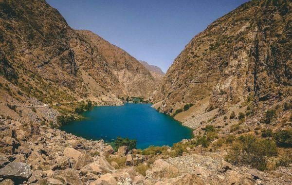 Penjikent city tour or Seven Lakes day trip