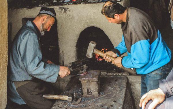 Penjikent - Istarafshan - Khujand