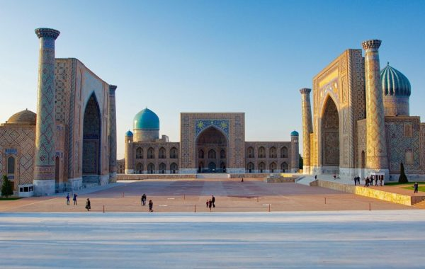 Day two in Samarkand