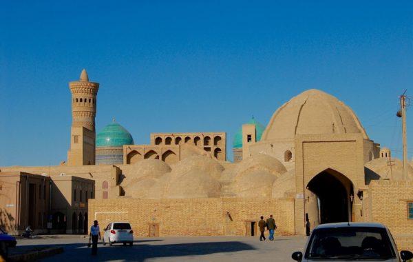 Bukhara walking tour