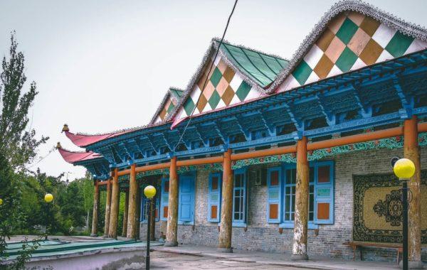 Tosor – Jety Oguz - Karakol