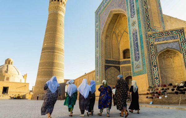 Bukhara - Khiva
