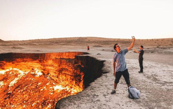 Khiva - Kunya Urgench - Darvaza crater