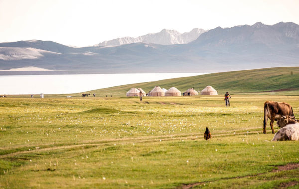 Kazarman – Song Kul (240 km, 6-7h)