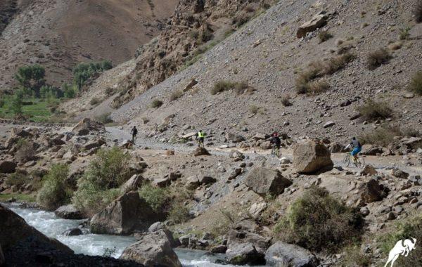 Day 4: Marghib - Marguzor (MTB, 45 km, +1070m/-1400m)