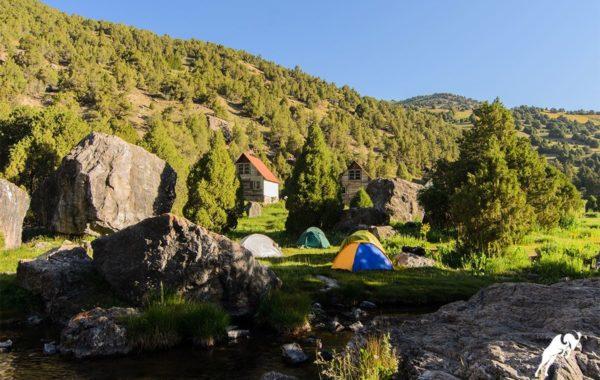 Day 5: Marguzor - Vertical Alp Camp (MTB, 20 km, +900m/-180)