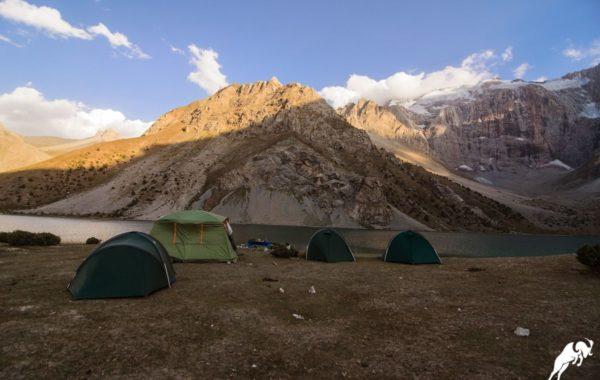 Day 7: Alauddin lake - Bibijanat (trekking, 10 km +960m/-800m)