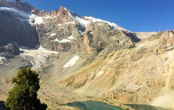 Day 8: Bibijanat - Artuch Alp Camp (Trekking, 7 km, +300m/-700m)