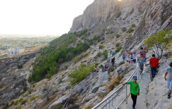 Tulpar Kol – Osh (240km, 5-6h)