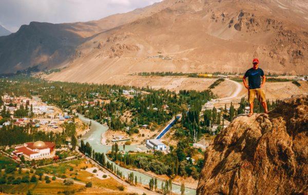 Khorog – Ishkashim (140km, 5h)