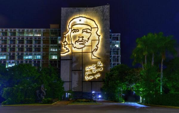 Havana's Revolution Square