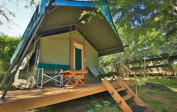Lodge: Kulu Safari Camp