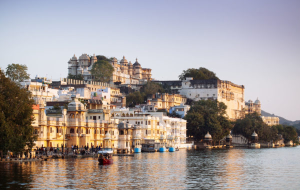Float on the lakes of Udaipur