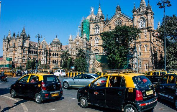 End in iconic Mumbai