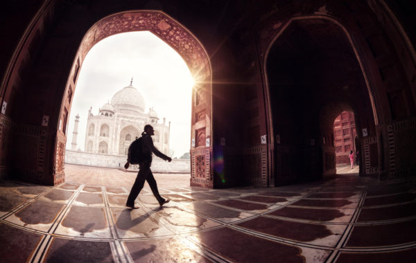 Visit India's most impressive fort in Agra