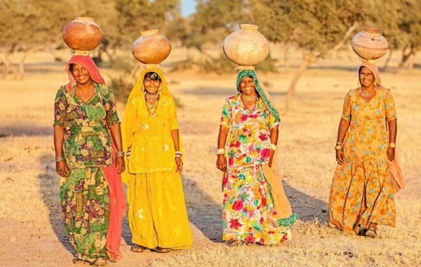 Experience rural Rajasthan