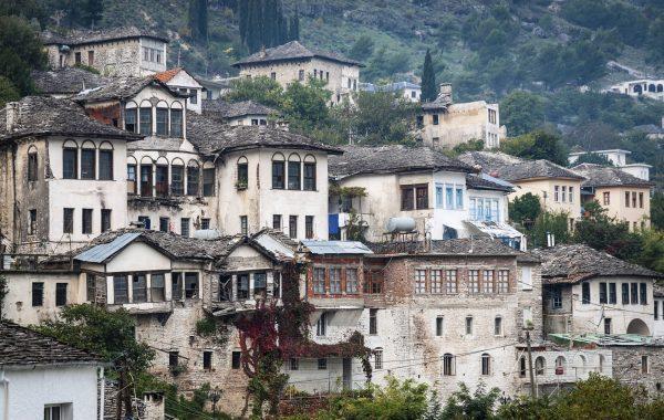 Gjirokastra and the Drino Valley