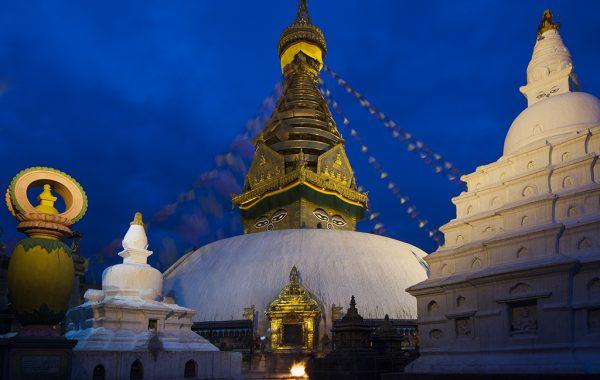 Arrive Kathmandu