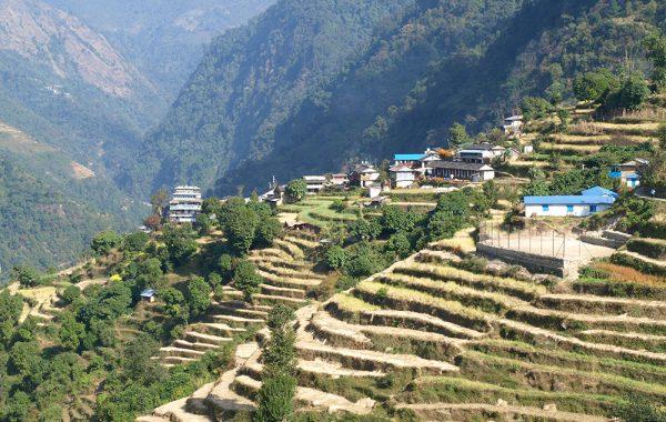 Trek to the Annapurna Sanctuary