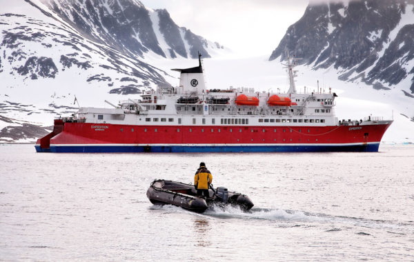 Return Drake Passage crossing