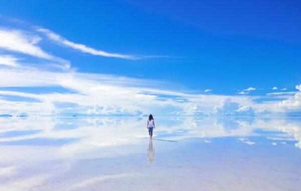 Hop on a tour to Bolivia's famed salt flats