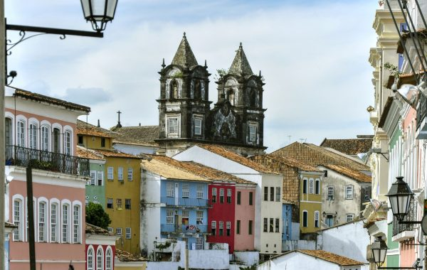See the the summer festivals in Pelourinho