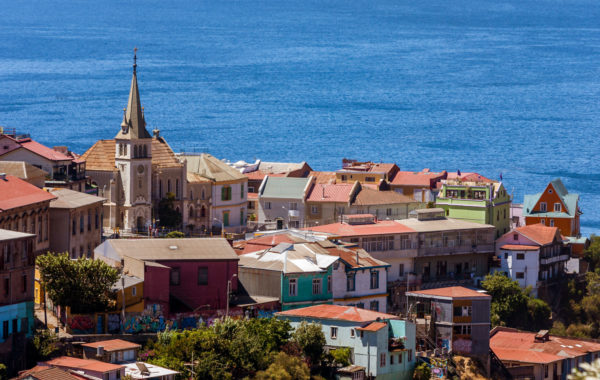 Get lost in Valparaiso