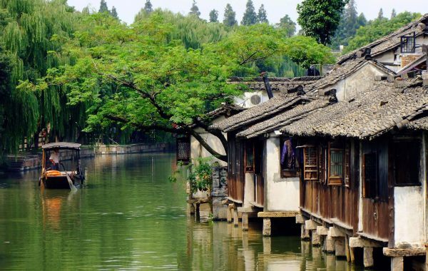 Stroll the gardens of Suzhou