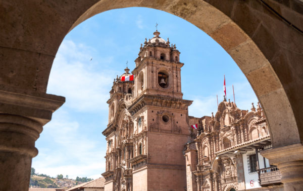 Discover historic Cusco