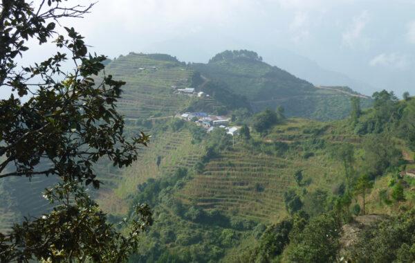 Chisapani - Gul Bhanjyang