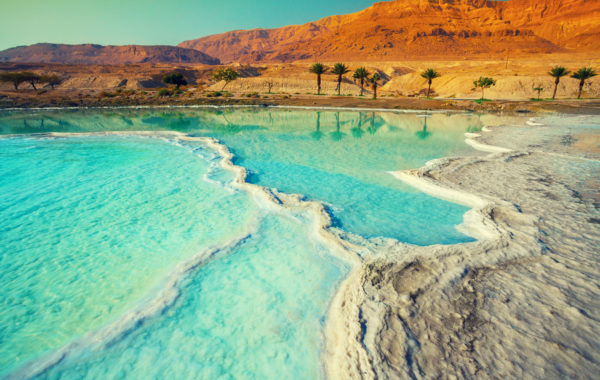 Decompress in the Dead Sea