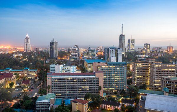 Explore cosmopolitan Nairobi