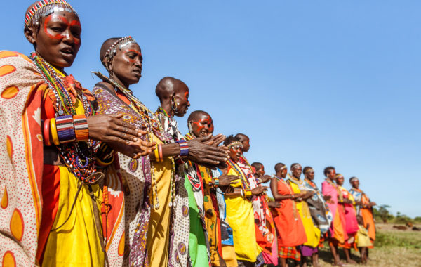 Visit the Masai Mara