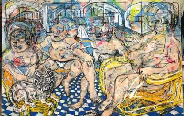 Explore Lima's arts scene