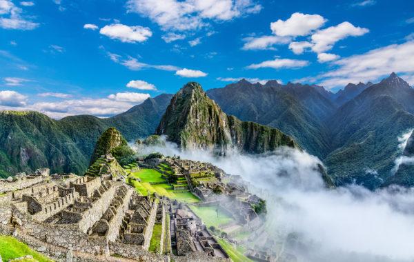 Experience Machu Picchu