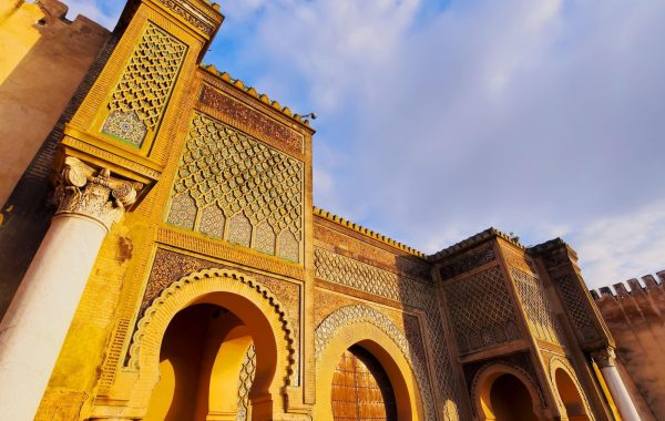 Imagine life under one of Morocco's greatest rulers