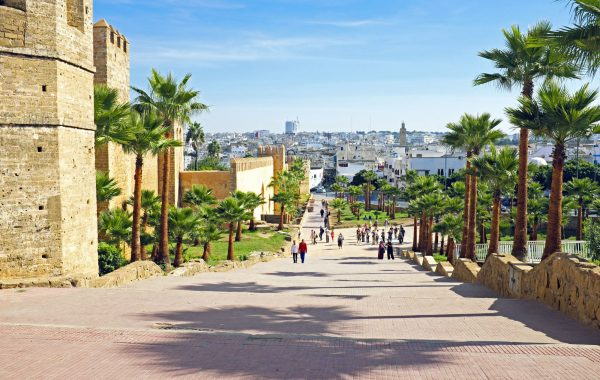 Take a street art stroll through Rabat