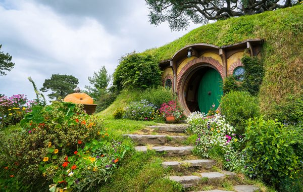 Experience life in Tolkein's Middle-earth