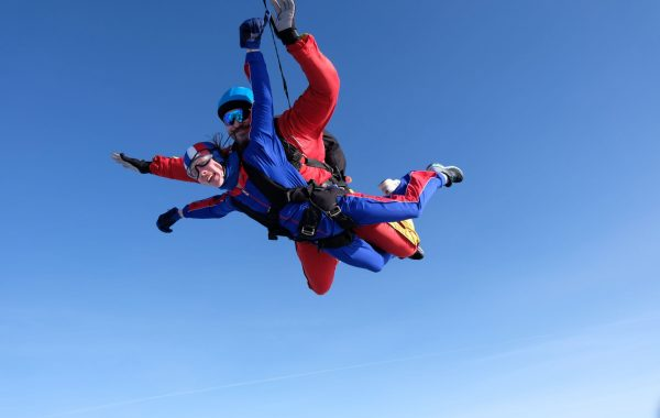 Skydive high above the Glenorchy mountain range