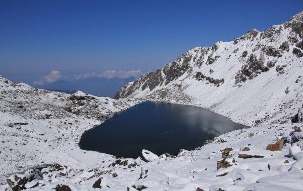 Lauribina La - Gosainkund Lakes