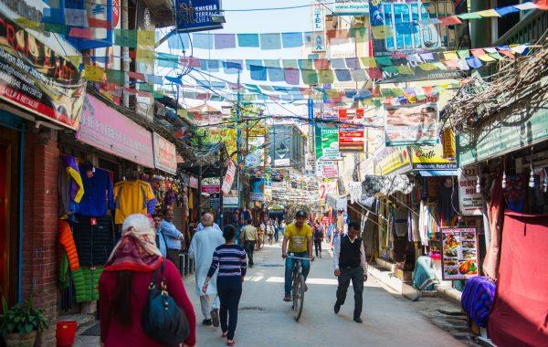 Arrival to Kathmandu