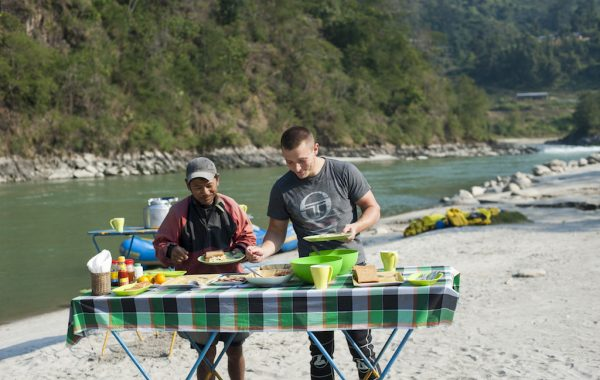 Rafting & transfer to Pokhara