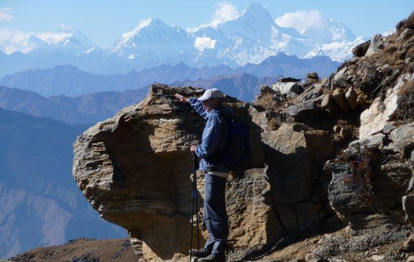 In the Upper Langtang