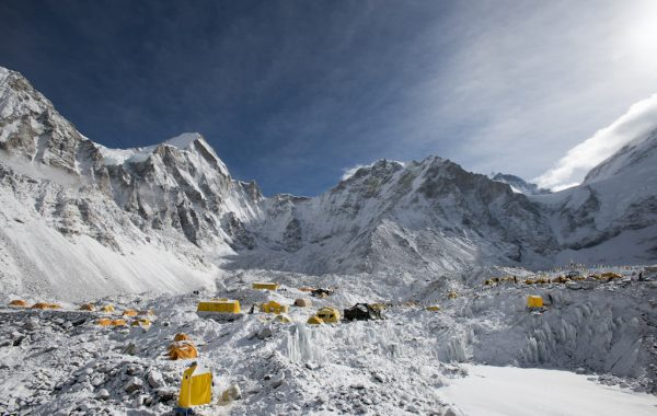 Walk to Everest Base Camp - Then Back to Gorak Shep