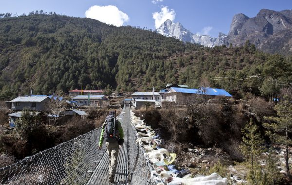 Lukla - Trek to Phakding