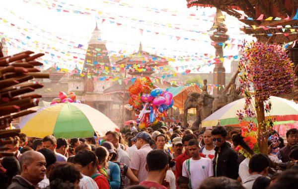 Dharapani to Kathmandu
