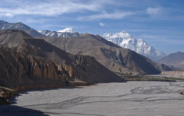 Fly to Jomsom and Walk to Kagbeni