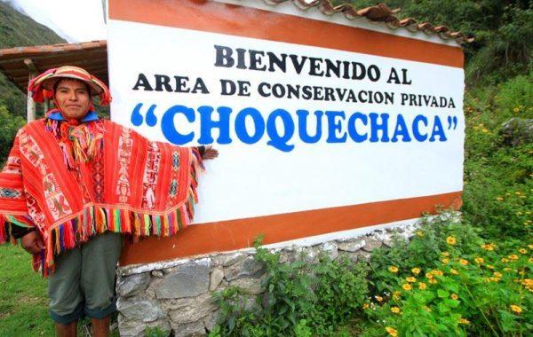 Trek to Choquechaca and ruins of Pumamarka